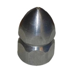"Picture of 1/8"" Sewer Nozzle 4.5, All Back   Sut#122375000"