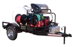 Picture for category Hot Water, Cold Water Pressure Washer Trailers