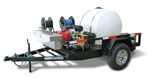 Picture of 11 GPM @ 3500 PSI Vanguard 35hp