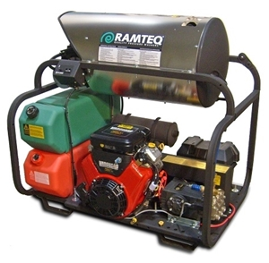 Picture of 5.5 GPM @ 4000 PSI - Vanguard 21hp