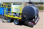 Picture for category Chlorine Dioxide (ClO2) - Water Treatment of Frac Water - Salt Water Disposal (SWD)